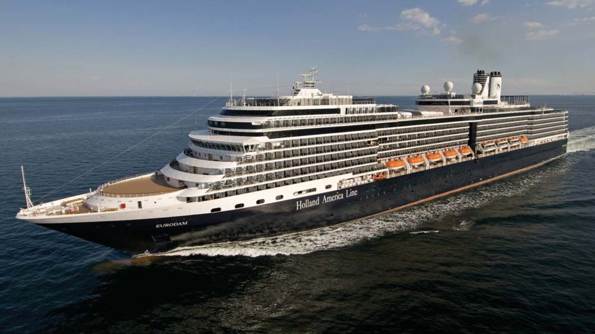 Holland America Check In Online